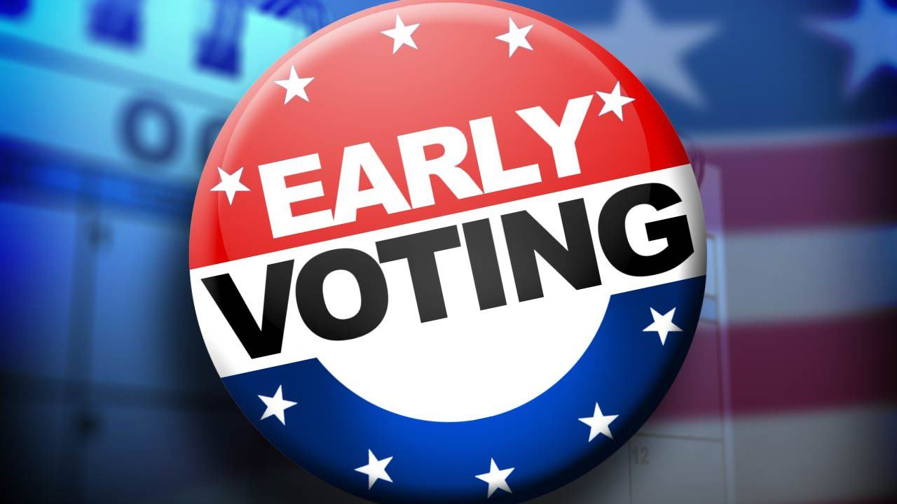 Early Voting Header Graphic