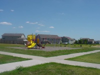 Playground with Exercise Course